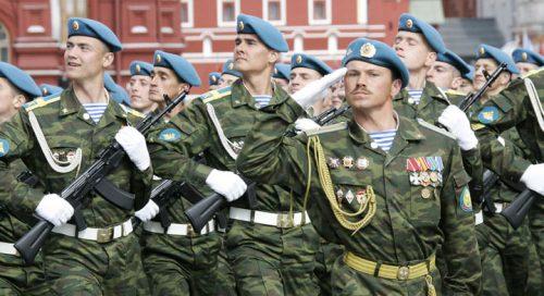период службы в армии