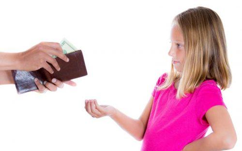 Размер алиментов на содержание ребенка