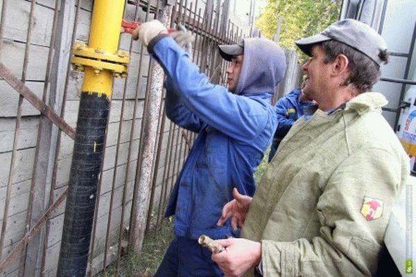 Куда написать жалобу на газовую службу