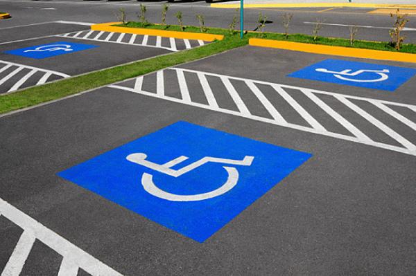 Знак парковка для инвалидов размеры по госту